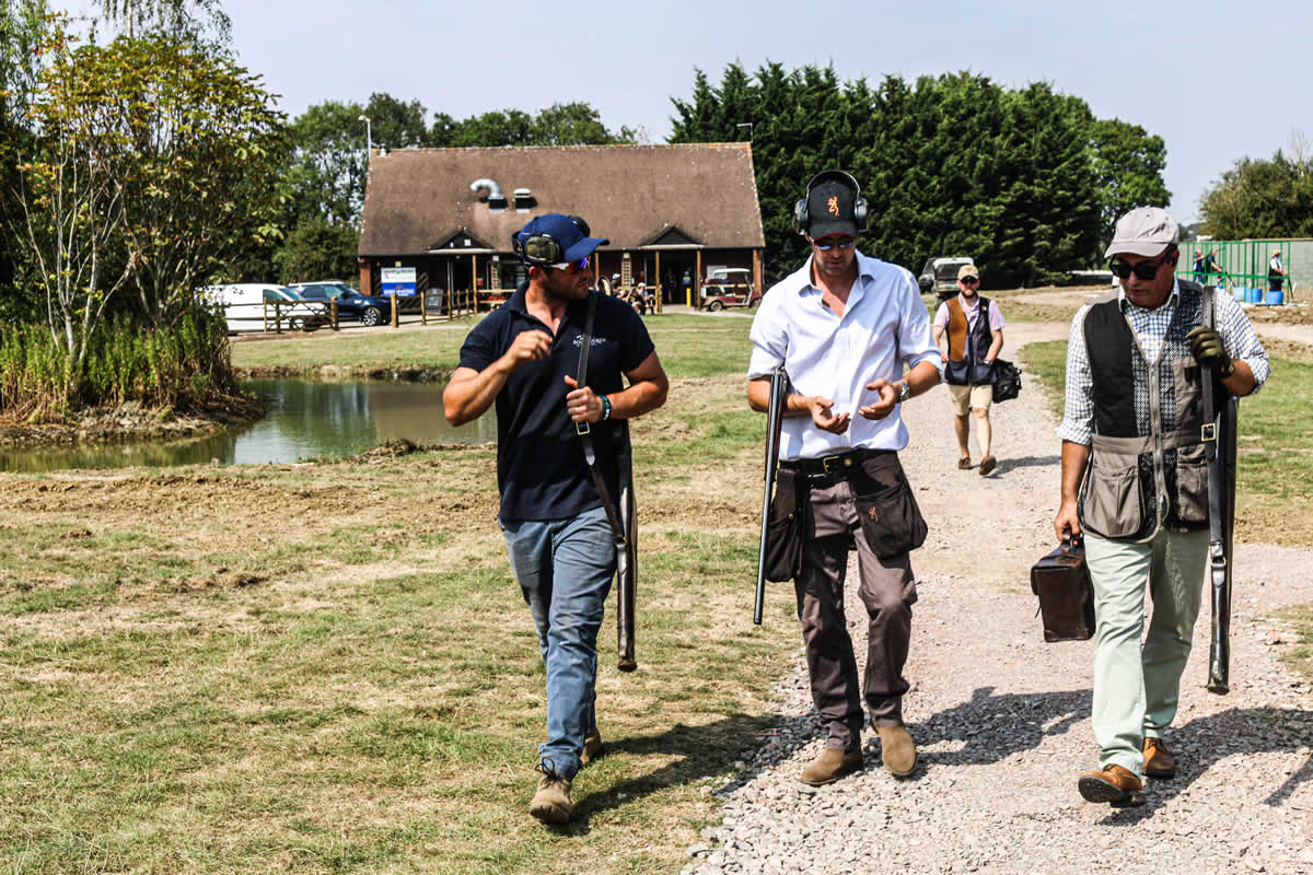 A Guide: What To Wear Clay Pigeon Shooting