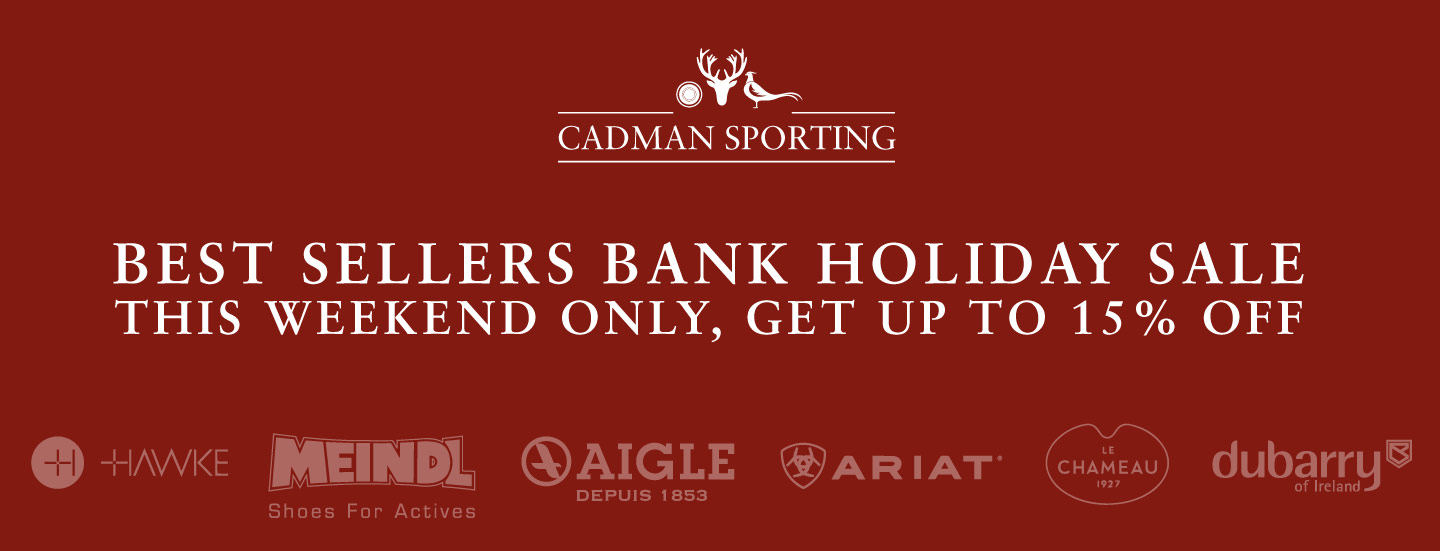 Best Sellers Bank Holiday Sale: Le Chameau, Ariat, Aigle, Hawke, Dubarry and More!